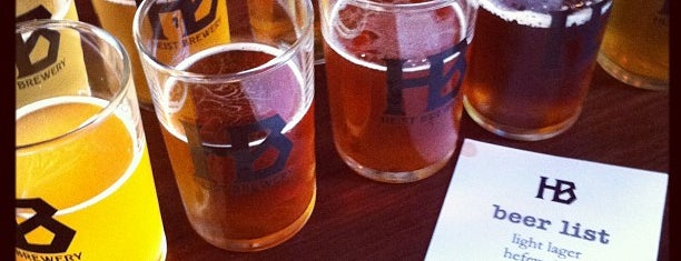 Heist Brewery is one of Local Breweries.