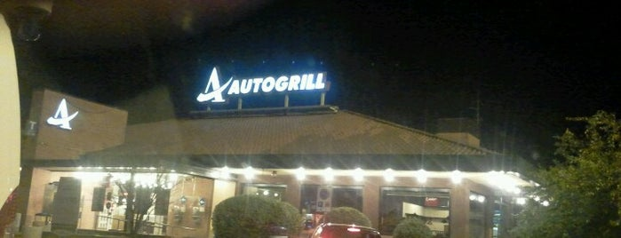 Autogrill is one of Veneto best places.