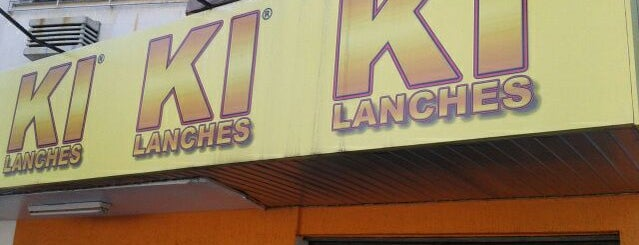 Ki Lanches is one of Estive.