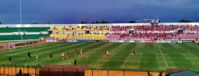 Stadion Sultan Agung is one of Favorite affordable date spots.