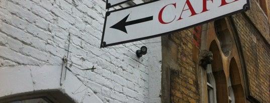 Charlie's Café is one of London Breakfast.