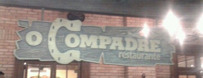 O Compadre is one of Melhores de Santana e região.