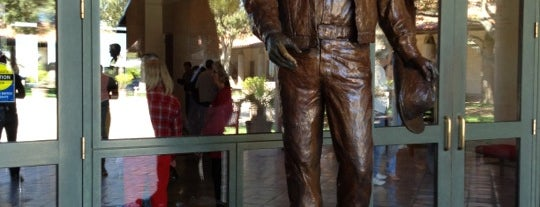 Ronald Reagan Presidential Library and Museum is one of Mr. President, Mr. President....
