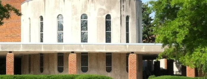 Baltimore Hebrew Congregation is one of Church Exploration.