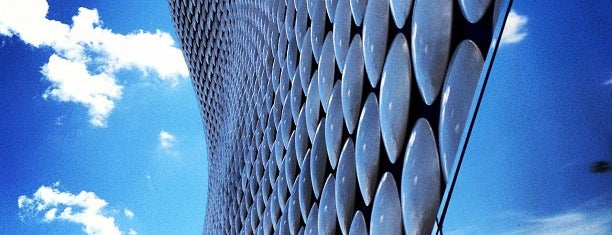 Selfridges & Co. is one of In and around Birmingham.
