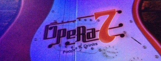 Opera 7 Foods & Drinks is one of Alanさんの保存済みスポット.