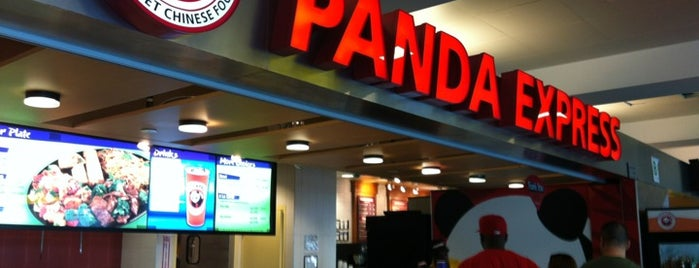 Panda Express is one of Favorite Restaurant In NYC.