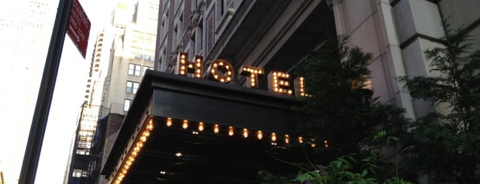Ace Hotel New York is one of I Want Somewhere: Hotels & Resorts.