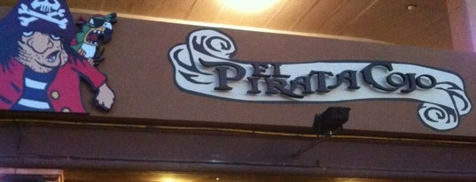 El Pirata Cojo is one of Mexico // Cancun.