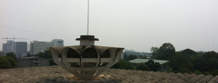 Faculty of Engineering is one of มัสยิด, บาลาเซาะฮฺ, สถานที่ละหมาด.