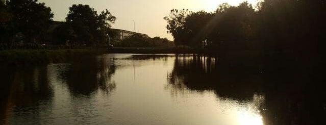 Kolej Matrikulasi Pulau Pinang (KMPP) is one of Learning Centers,MY #5.