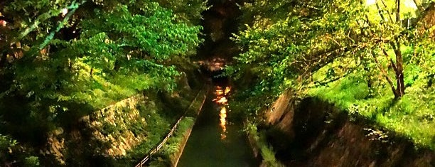 琵琶湖疏水 第一トンネル is one of 近現代.