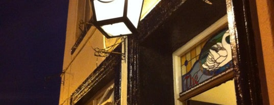 The Swan is one of York's Best Drinking Holes.
