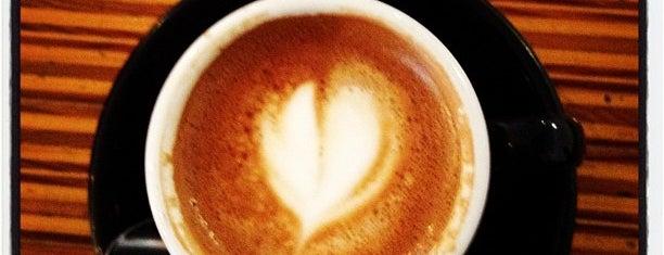 Ritual Coffee Roasters is one of SF Coffee.