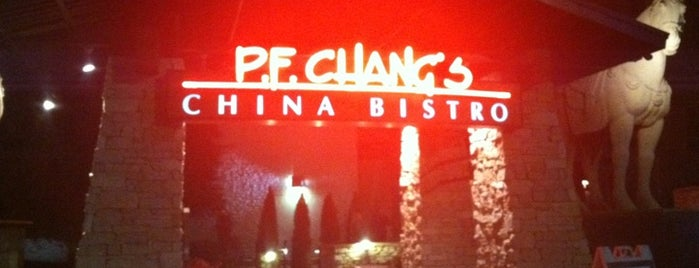P.F. Chang's is one of Tasty Bites and Sips.
