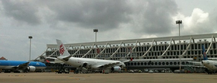 Xiamen Gaoqi International Airport (XMN) is one of World AirPort.