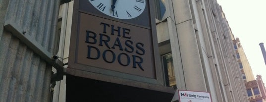 The Brass Door is one of The 15 Best Places for Irish Beer in Memphis.