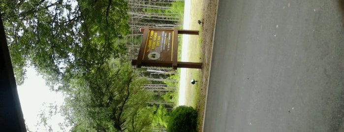 Tallahassee-St. Marks State Trail is one of Get out and enjoy the fresh air in Tallahassee.