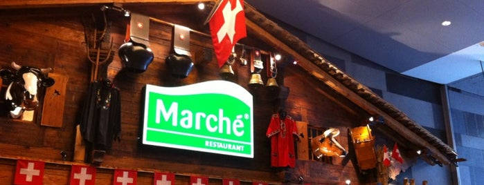 Marché is one of To-Do in Singapore.