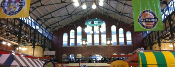 City Market is one of The Best Places in Indianapolis - #VisitUs.
