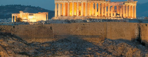 Acropolis of Athens is one of Bill.