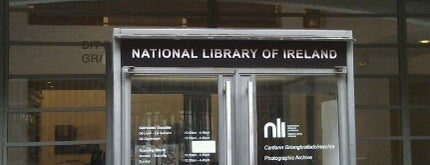 National Photographic Archive is one of Dublin: Favourites & To Do.
