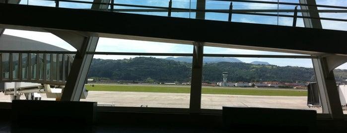 Aeropuerto de Bilbao (BIO) is one of Airports in SPAIN.