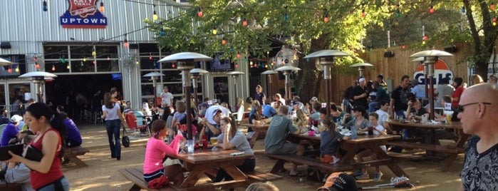 Katy Trail Ice House is one of Dallas: Live Large, Think Big #visitUS.