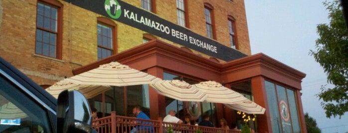 Kalamazoo Beer Exchange is one of Brewery Bucket List.