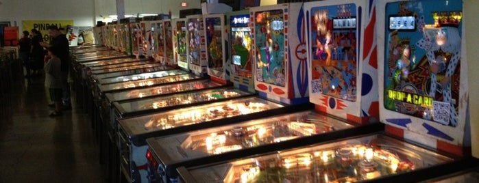 Pinball Hall of Fame is one of USA Trip 2013 - The Desert.