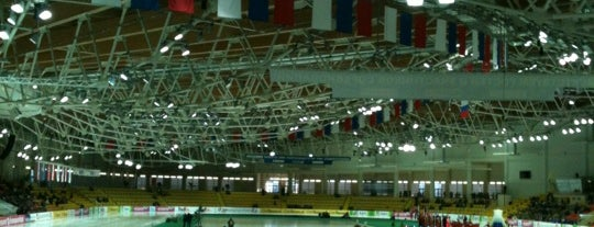 СК «Крылатское» is one of Sports Arena's.