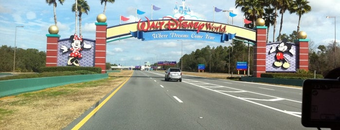 Walt Disney World Main Entrance is one of All-time favorites in United States.
