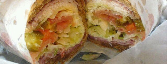 Potbelly Sandwich Shop is one of The 15 Best Places for Sandwiches in Indianapolis.
