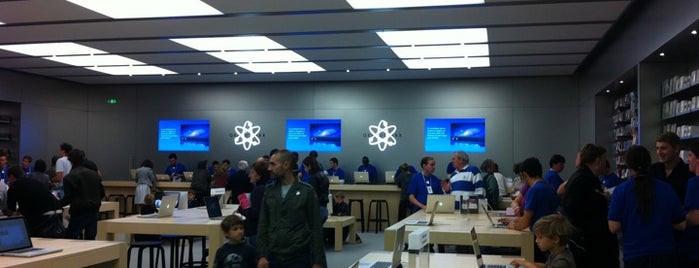 Apple Parly 2 is one of Apple Stores.