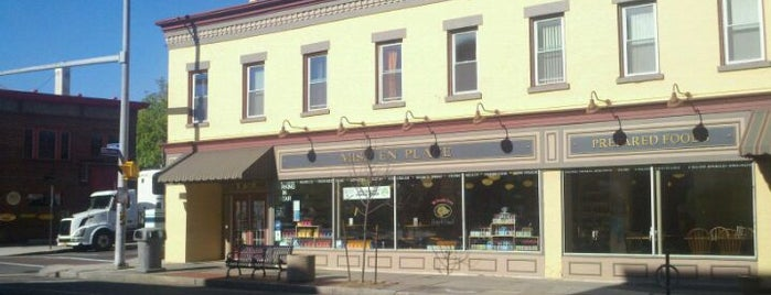 Mise En Place Market is one of favorite Rochester restaurants.