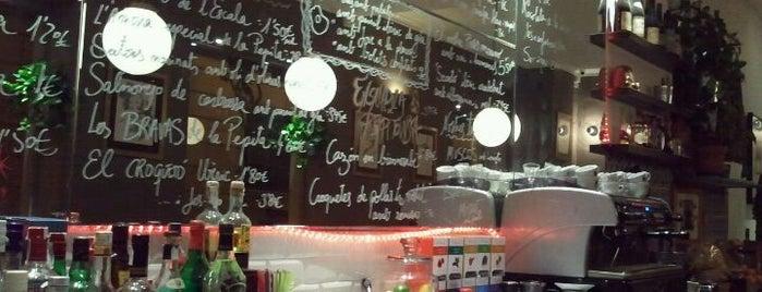 La Pepita is one of Good Eats in Barcelona.