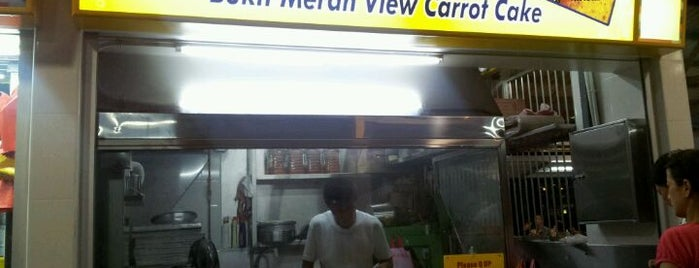 Bukit Merah View Carrot Cake is one of Good Food Places: Hawker Food (Part I)!.