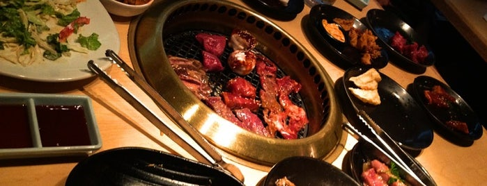 Gyu-Kaku Japanese BBQ is one of Great US Drinking & Dining Spots.