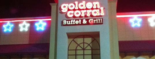 Golden Corral is one of Doingme.