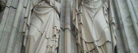 Votivkirche is one of Vienna, Austria - The heart of Europe - #4sqCities.