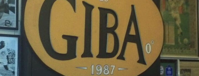 Bar do Giba is one of Henri's TOP Bars!.