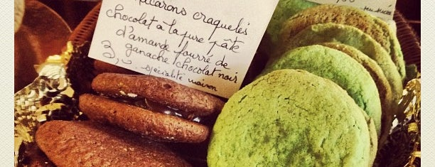 Aurore et Capucine is one of Bakery in Paris.