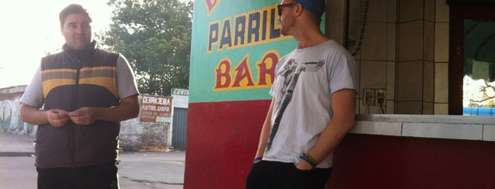 Parrilla El Lautaro is one of To edit.
