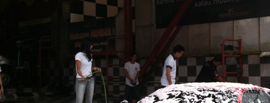The AutoBridal 69 is one of Car Wash BALI.
