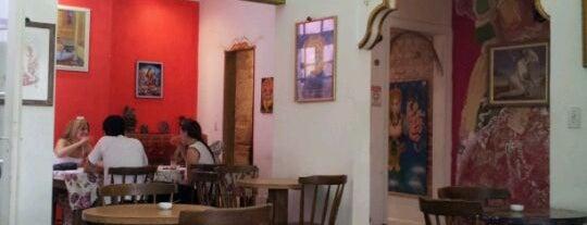 Mantra Gastronomia e Arte is one of Para comer bem em POA.