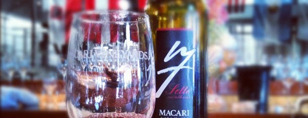 Macari Vineyards is one of Kev & Ang's North Fork Wedding Weekend.