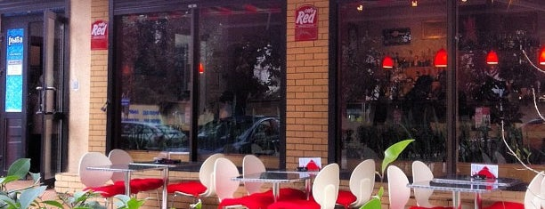 Red Cafe is one of Sochi.
