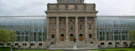 Bayerische Staatskanzlei is one of All the great places in Munich.