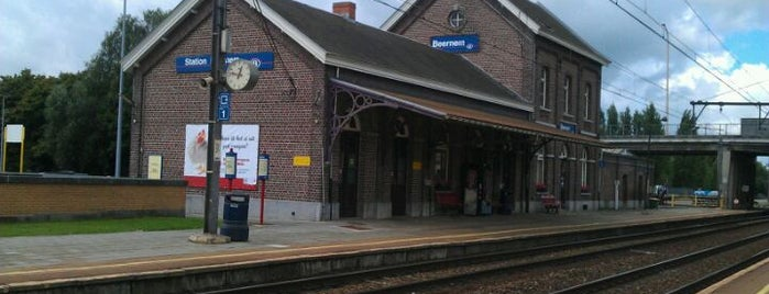 Station Beernem is one of Bijna alle treinstations in Vlaanderen.