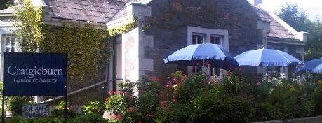 Craigieburn Garden is one of Guide to Moffat's best spots.